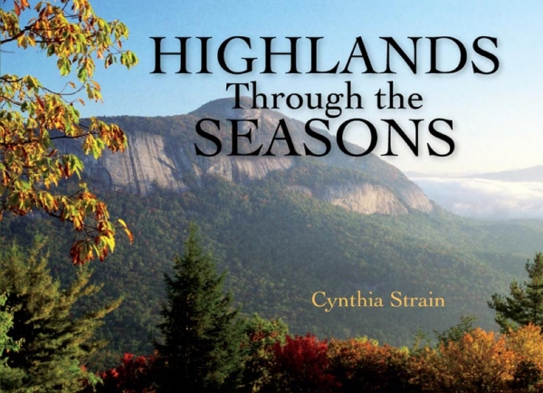 Front cover of Highlands Through the Seasons