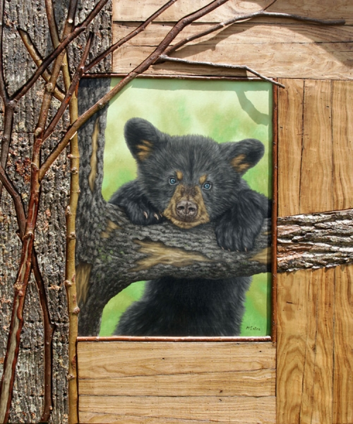 unique picture frames by Amy Wald