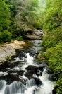 Waterfalls :: summer on the Chattooga River